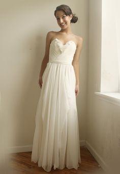 Julie Wedding Gown by Leanimal on Etsy, $2750.00    aaaaaahhhhh!!!! found it!! winner of project runway season 5 MADE IT! LOVE!!!