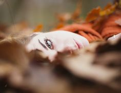 Photograph autumnal portrait by Joan Le Jan on 500px