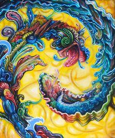 Tu aimeras l'impression tentacule 11 x 16 par randalroberts sur Etsy