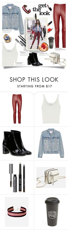 """""""street style"""" by valentino-lover ❤ liked on Polyvore featuring Étoile Isabel Marant, 3.1 Phillip Lim, Yves Saint Laurent, Frame, Bobbi Brown Cosmetics, Express and The Created Co."""