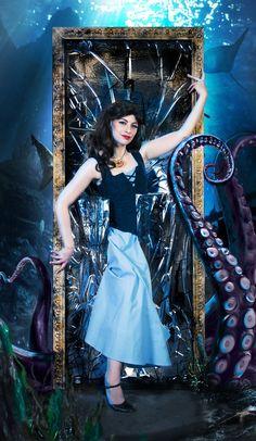 Little Mermaid Mirror World - Vanessa by TheLupin.deviantart.com
