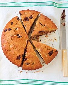 Spelt flour is a close relative of wheat flour, but it's sweeter, milder, and higher in protein, making it a great addition to all-purpose. This deceptively simple snack cake features dark chocolate, rosemary, and fruity olive oil. Trust us when we tell you it won't last a day -- you'll find yourself sneaking fragrant slices at the counter, serving wedges with a cup of coffee in the afternoon, and eating the rest for dessert.