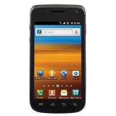 Samsung Exhibit II 4G Prepaid Android Phone ($198.00)