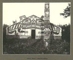 fb266b26879bcf8f72faaffe37b117af--tlingit-inuit-art Pacific Northwest Indians Plank Houses on cedar plank house, northwest coast plank house, tlingit plank house, pacific northwest coast tlingit,