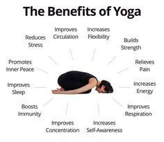 Benefits of #Yoga
