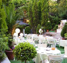 Los mejores hoteles para bodas de ensueño #boda #hoteles