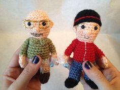 Breaking Bad inspired Amigurumi Crochet by craftyiscoolcrochet
