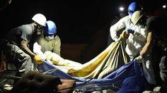 Cifra muertos terremoto Ecuador aumenta a 525; un dominicano entre victimas