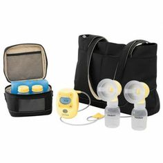The Medela Freestyle Breastpump is the first hands-free, double-electric pump. It fits in the palm of your hand and includes thoughtful features that provide true mobility, freedom and flexibility.
