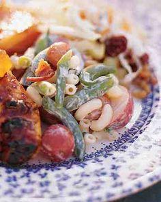 Macaroni and Potato Salad