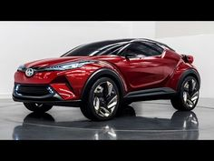 New Car 2017: NEW 2017 Toyota C HR Super HYBRID Interior and Ext...