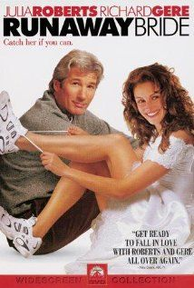 Runaway Bride.  Just fun and two pretty people who have amazing chemistry.  Love the ending.