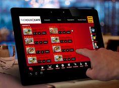 e-menu for restaurant