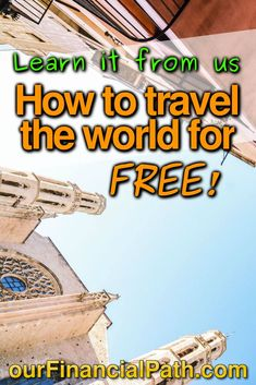 Learn how to travel the world for free with credit card rewards and frequant flyer miles. - Tap the link to shop on our official online store! You can also join our affiliate and/or rewards programs for FREE! Budget Travel, Travel Tips, Travel Hacks, Travel Ideas, Travel Destinations, Names Of Hotels, Travel The World For Free, Travel Rewards, Rewards Credit Cards