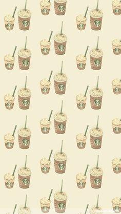 おしゃれなスタバのフラペチーノ iPhone壁紙 Wallpaper Backgrounds iPhone6/6S and Plus Starbucks