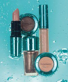 Maquiagem MAC Alluring Aquatic!