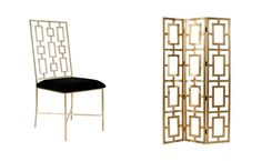 Art deco inspired furniture!