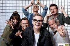 Kingsman The Golden Circle Cast Kingsman Movie, Kingsman Cast, Kingsman Harry, Pedro Pascal, Colin Firth, Kingsman The Golden Circle, Taron Egerton Kingsman, Matthew Vaughn, Musica