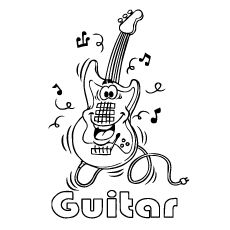 Acoustic Guitar Drawing Clipart Free to use Clip Art Resource