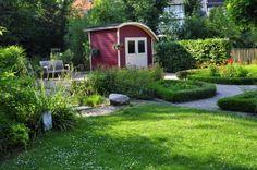 Botanic garden in Cologne, Germany