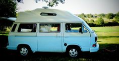 A Frugal Campervan story -  Inspired Camping The Cool Camping Campsite - Click the image for more