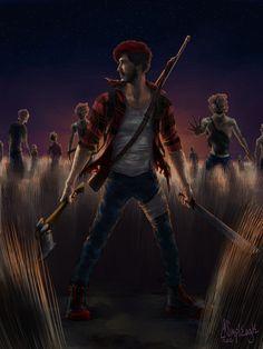 Return   The Last of Us PT II [Pre] by SimplEagle on DeviantArt