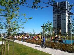 Inaugurato il nuovo parco nel quartiere Adriano a Milano