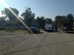 One person was killed and another hurt after a shooting on the south side of Indianapolis Wednesday morning http://fox59.com/2014/09/17/person-dead-after-shooting-on-south-side-of-indianapolis/