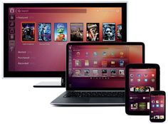 Ubuntu Touch Connects Separate Devices into Single Entity #tech trendhunter.com