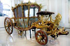 Excuse me, my Chariot awaits.    Vienna, Austria