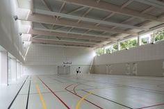 OS-architectes-V.Baur-G.Le Nouene-G. Colboc-Gymnase scolaire-Asnieres sur Seine-13