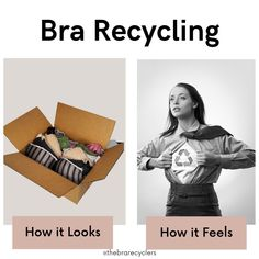@TheBraRecyclers posted to Instagram: Does anyone else feel like an eco-friendly superhero when you recycle your bras? 🙋 Or is that just us? #brarecycling #brarecyclers #recycle #upcycle #donatebras #brarecyclingagency #thebrarecyclers #beboldforchange #womenforwomen #Lingerie #bras #ecofriendly #getbras #zerowaste #circulareconomy #bethechangeyouwanttoseeintheworld #socialgood #preloved #donations #blackownedbusiness #givingback #sustainablefashion #socialenterprise #acti
