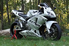 Honda CBR 600RR Sportbike