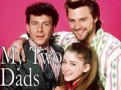 My Two Dads (1987–1990) ~~ Comedy | Family ~~ The mix-ups of two single men raising a teenage daughter. http://amzn.to/28R4kgZ