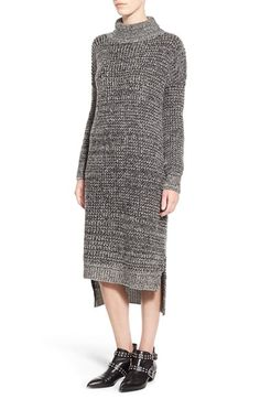 Native+Youth+Twist+Yarn+Sweater+Dress+available+at+#Nordstrom
