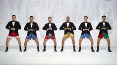 `Show Your Joe´ Kmart Commercial Boxer Christmas `Jingle Bells´ || HD