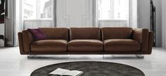 The Cooper Sofa available at Mscape Modern Interiors in SF.