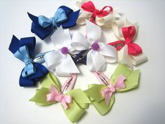 Use Bowdabra's Hair Bow Tool and Ruler to Make Back-to-School Bows