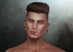 https://flic.kr/p/UcDhWv | My name is Luca... | AVENGE is happy to present the new skin applier for Signature mesh head available at the Signature Event . (wearing the static version of the head)  More info HERE