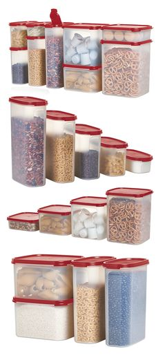 Modular Mates® Containers. Organize it all for back to school.