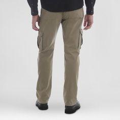Wrangler Men's Cargo Pants - British Khaki 38x32
