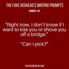 Writing Prompts No. Writing Prompts No. Book Writing Tips, Creative Writing Prompts, Writing Quotes, Writing Ideas, Otp Prompts, Dialogue Prompts, Story Prompts, Fanfiction Prompts, Writing Promts