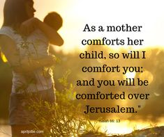 Just as a mother can tell the cry of her own child in the middle of a crowded park, the Lord hears your cries. And if you are a child of God He will comfort you in the same way a mother comforts her child. 21 Days, Crying, Pray, Cancer, Middle, Lord, Children, People, Young Children