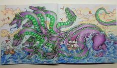 #mythomorphia by #kerbyrosanes @kerbyrosanes #artecomoterapia #adultcolouring #wonderfulcoloring #arte_e_colorir #divasdasartes #coloriage #coloringbook