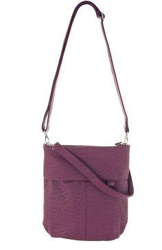 Frauentaschen :: MADEMOISELLE.M M12 | 69,90€ :: ZWEI Taschen :: berry :: lederfrei