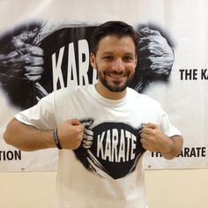 Antonio Diaz Official Interview in The Karate Nation