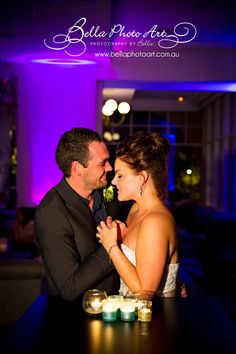 Steven and Cierwen's wedding at Crowne Plaza Terrigal. Photography courtesy of Bella Photo Art - Photography by Bella #seasalt #wedding #crowneplazaterrigal #beachsidewedding #weddingvenue #moodlighting