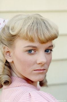 "Nellie Oleson - Played By: Alison Arngrim - ""Little House On The Prairie"""