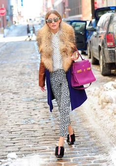Olivia Palermo Best Looks Street Style Fashion   Fashion, Trends, Beauty Tips & Celebrity Style Magazine   ELLE UK