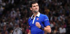 Djokovic Bercy 2015